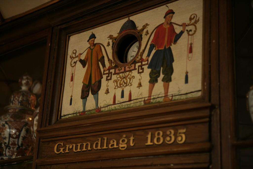 A.C. Perchs Thehandel - grundlagt 1835