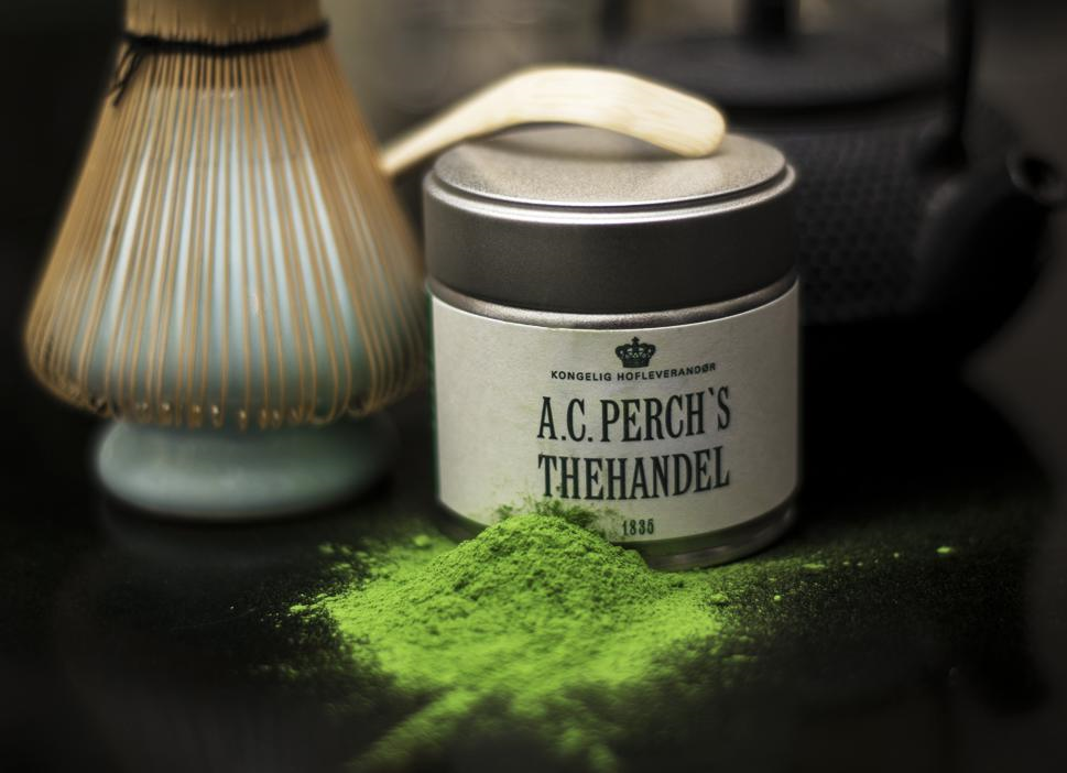 Udstyr til brygning af matcha te - A.C. Perchs